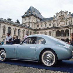 CISITALIA 202 Berlinetta Pininfarina - Gino Coen