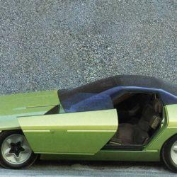 Chevrolet Ramarro Bertone - Collezione ASI