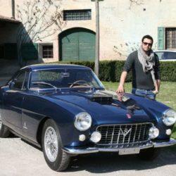 FIAT 8V PININFARINA -Collezione Righini