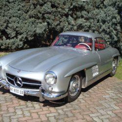 Mercedes 300 SL -Fondazione Gino Macaluso