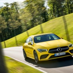 Mercedes AMG CLA35 Shooting Brake