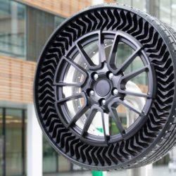 Michelin e GM Uptis