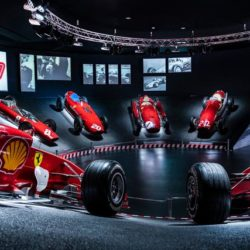 """Museo Ferrari MOSTRA """"90 ANNI"""""""