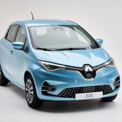 Nouvelle Renault ZOE
