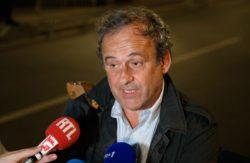Squalifica terminata, Platini adesso passa al contrattacco: