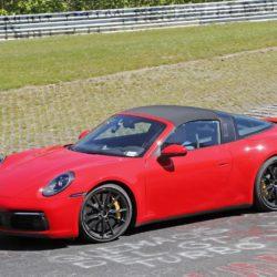 Porsche 911 992 Targa