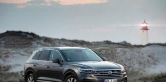 Volkswagen Nuova Touareg V8 TDI