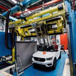 Volvo Cars e Poc
