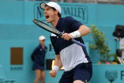 ATP Anversa – Andy Murray travolge senza pietà Cuevas, lo sc