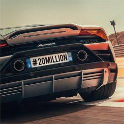 lamborghini 20milioni