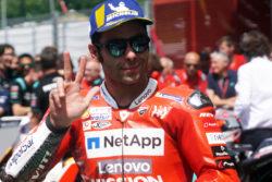 """MotoGp – Ducati, Petrucci motivato: """"Motegi meglio di Burira"""