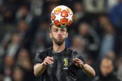 Juventus – Infortunio Pjanic: problema per il bosniaco nella