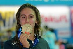 Nuoto, Trofeo Nico Sapio – Quadarella vince con il lutto al braccio: la ...