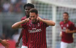 """Milan, Calhanoglu pensa all'addio: """"se chiama il Bayern Monaco non posso dire no"""""""