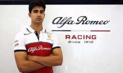Formula 2, piccolo miglioramento nelle condizioni di Correa: