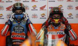 """MotoGp – Marc Marquez premonitore: """"la caduta di Alex? Quand"""