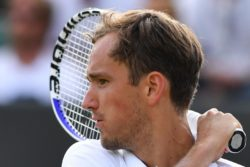 Tennis – Mosca perde il suo 'Zar': Daniil Medvedev dà forfai