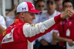 """Formula 1, la rivelazione di Mick Schumacher: """"la F2002 di m"""