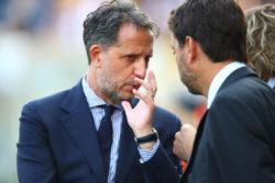 """Juventus    Paratici svela    """"il rinnovo di Cuadrado è molto vicino  Higuain? Tra i primi"""