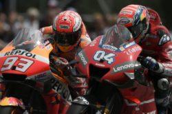 MotoGp – Marquez ad un passo dalla vittoria, in Thailandia i