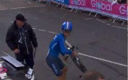 Mondiali Ciclismo 2019 – Antonio Tiberi, dalla sfiga all'impresa: rompe il pedale alla partenza, poi firma il ...
