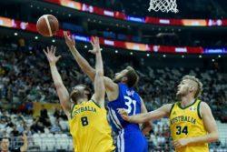 Mondiali Basket 2019 – L'Australia non dà scampo alla Repubblica Ceca    in semifinale c'è