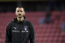"""Juventus, Bonucci glissa sul caso Cristiano Ronaldo: """"dopo l"""