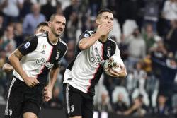 Juventus, che sofferenza contro il Verona! Ramsey e Cristian