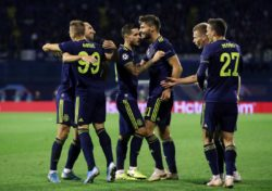 Orsic ruggisce tre volte, la Dinamo Zagabria asfalta l'Atala