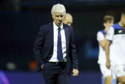 """Dinamo Zagabria Atalanta, Gasperini non cerca scuse: """"ci han"""