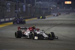 Formula 1, Giovinazzi penalizzato dopo il Gran Premio di Sin
