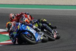 MotoGp – Terminate le FP3 ad Aragon: la pioggia condiziona i