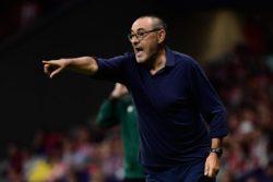 """Atletico Madrid Juventus, Sarri deluso: """"pareggiare così las"""