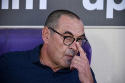 "Juventus Verona, Sarri non ha dubbi: ""la prestazione opaca?"