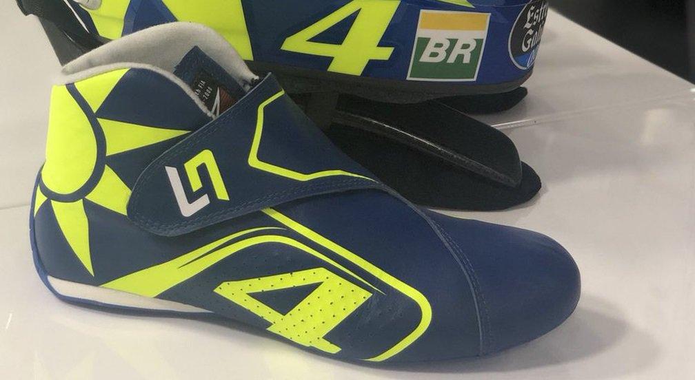 credits: Twitter F1 Helmet