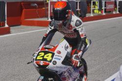 Moto3 – Il Team SIC58 vince anche a Misano |  primo successo in carriera di Suzuki sul