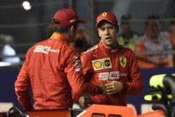 Formula 1 – Vettel non sta nella pelle, Leclerc leggermente