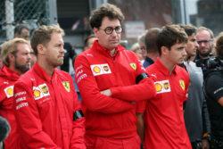 """Formula 1, Binotto furioso con Vettel e Leclerc: """"hanno dann"""