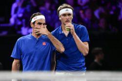 Laver Cup – Europa super! Federer e Zverev chiudono in belle