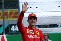 """Formula 1 – Leclerc pronto alla battaglia: """"Singapore sulla"""