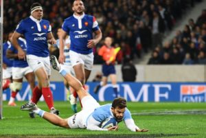 Francia-Argentina rugby