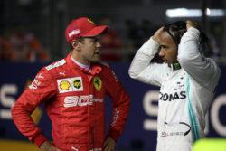 Formula 1 – Hamilton allunga in testa, Leclerc aggancia Vers