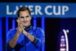 Laver Cup – Thiem cede a Fritz, Federer stende senza problemi Isner: Team World sempre davanti