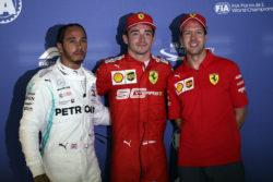 Leclerc, notte da sogno a Singapore! Un ultimo giro al limit