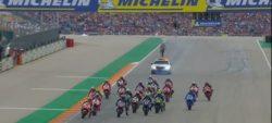MotoGp – Si spengono i semafori al Motorland: il VIDEO della