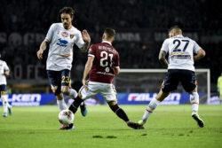 Primo posto 'ciao': il Torino cede in casa al Lecce, i pugli