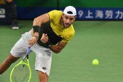 ATP Vienna – Berrettini suda ma stende Dimitrov, l'azzurro s