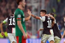 Joya doppia per Sarri, Dybala ribalta la Lokomotiv Mosca: la Juventus delude ma 'vede' la qualificazione