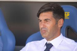"Roma, Fonseca smorza i toni: ""non esiste nessun caso Florenz"