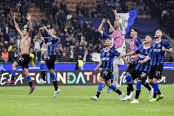 Inter e Napoli show, Lautaro e Candreva stendono il Borussia